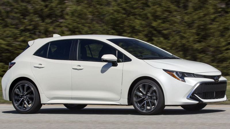 Deportividad Total En El Toyota Corolla Hatchback