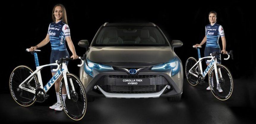 Toyota. Nuevo patrocinador del equipo ciclista Trek-Segafredo 12881 rEaF8x0cWNsgH p1 862x418