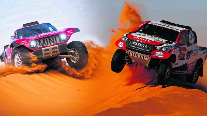 ¿Quién tiene el mejor coche del Dakar? 1578808246 225282 1578808447 noticia normal 862x485