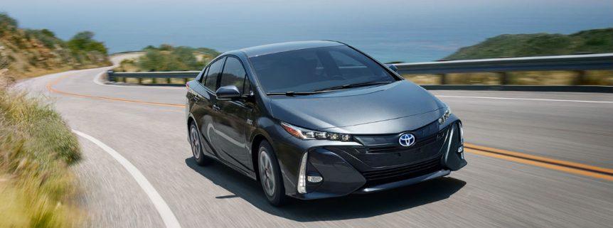 Nos subimos al híbrido de Toyota: qué es lo mejor del Prius 17 prius prime driving range O 862x321