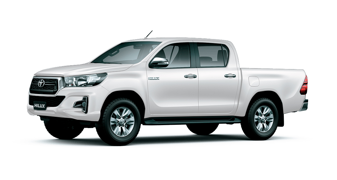 toyota hilux Toyota HILUX 1SUPER BLANCO 2