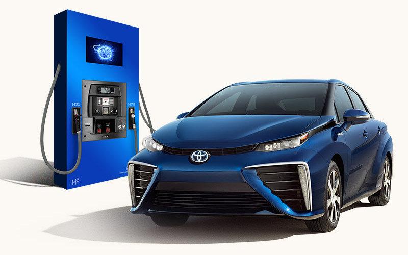 Toyota se reafirma en su apuesta por el hidrógeno a pesar de que el eléctrico parece imponerse 2018081311131821882