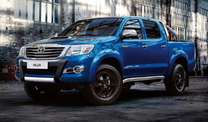 Toyota Hilux Invincible 50: aniversario con toque islandés 393121 toyota hilux invincible x solo reino unido