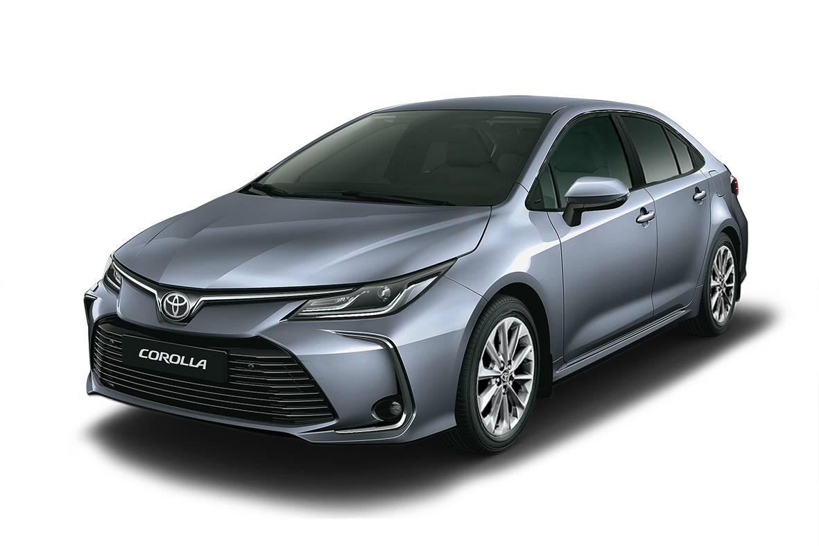 toyota corolla Toyota COROLLA 4