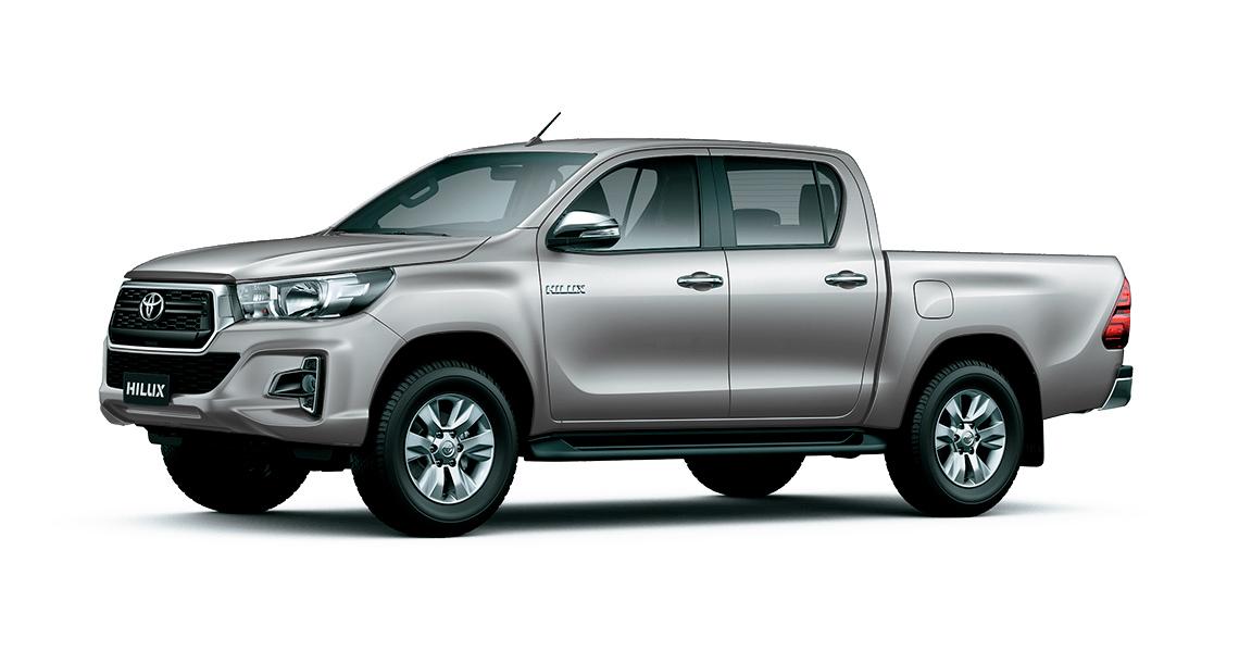 toyota hilux Toyota HILUX 5PLATA METALICO 3
