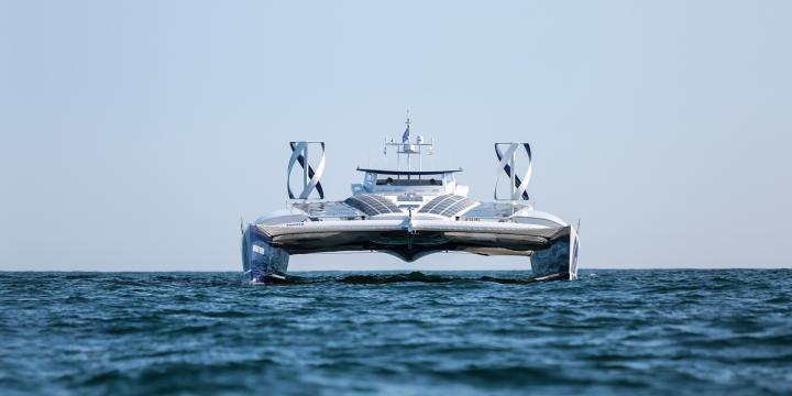 Toyota zarpó con el primer barco a hidrógeno del mundo 5b3cfd34f23af