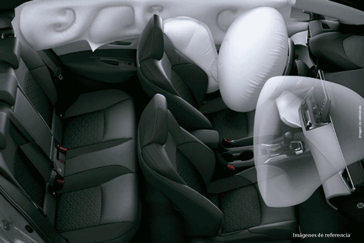 Landing Corolla Híbrido AIR BAG CORO 1