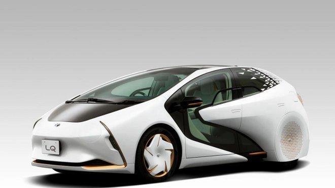 Así es el coche autónomo de Toyota con IA como asistente virtual Asi   es el coche auto  nomo de Toyota con IA como asistente virtual