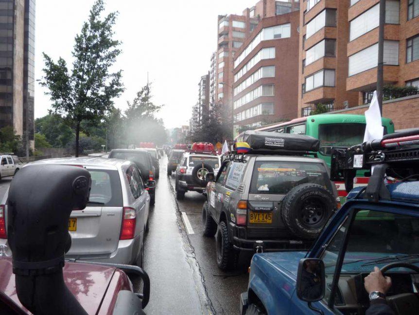 La realidad de Bogotá BICENTENARIO 2010 5 862x647