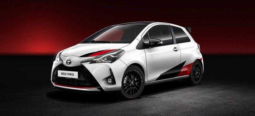 Toyota estrena versiones deportivas GR Sport en el Yaris Conoce el Toyota Yaris Sport la versio  n ma  s deportiva con 210 hp 1 862x392