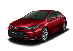 Image toyota corolla Toyota COROLLA Gasolina Base Rojo Metalico 2 300x213 1 2