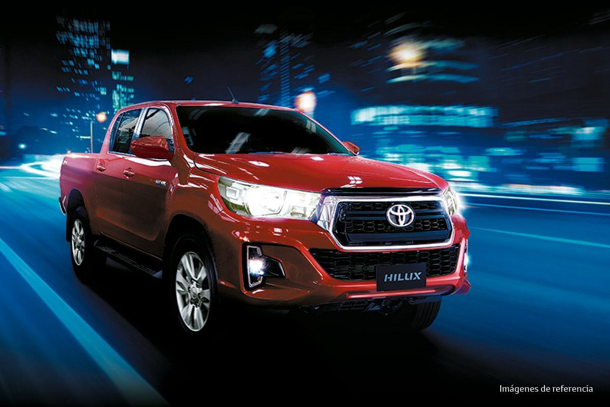 toyota hilux Toyota HILUX Hilux NC Diciembre