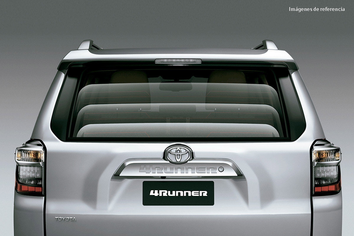 toyota 4runner Toyota 4RUNNER JR6009 D 1 1