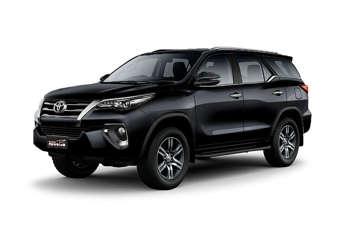 Toyota SW4 Negro mica