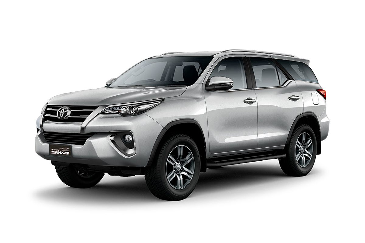 Toyota SW4 PLata Metalico 4