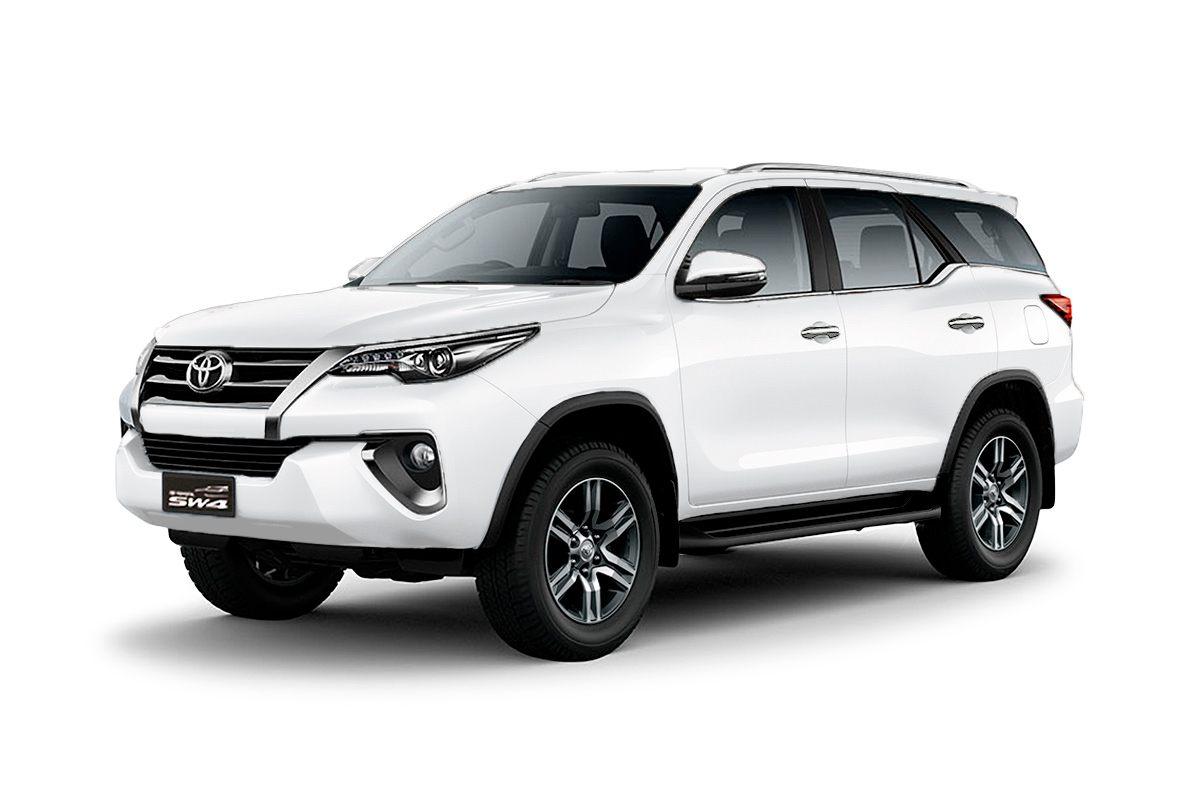 Toyota SW4 Su  per blanco