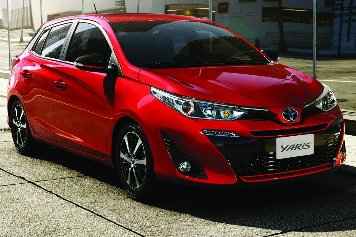 toyota Toyota YARIS YARIS 4