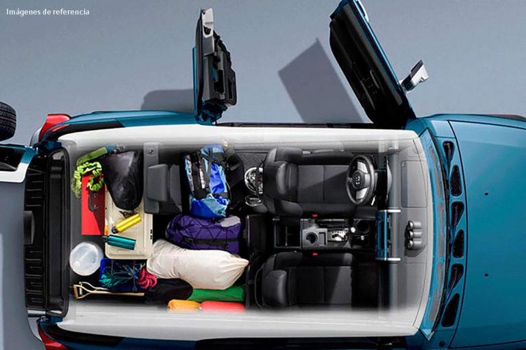 toyota fj cruiser Toyota FJ CRUISER galeria min 0144 fj spec2 1 768x512 1