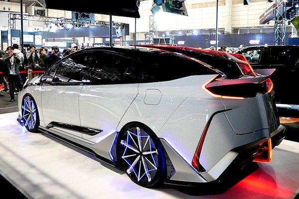 Revelan nuevo concepto de Toyota Prius image