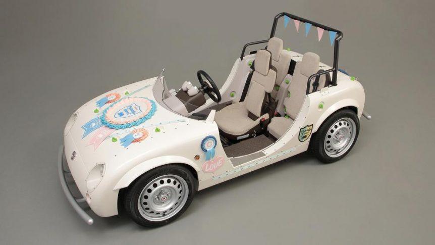 toyota Toyota quiere que los niños aprendan a conducir con este divertido simulador img lsaura 20180604 094131 imagenes lv terceros salon del juguete de tokio 2017 3 k8hH U4440747250715BD 992x558 LaVanguardia Web 862x485