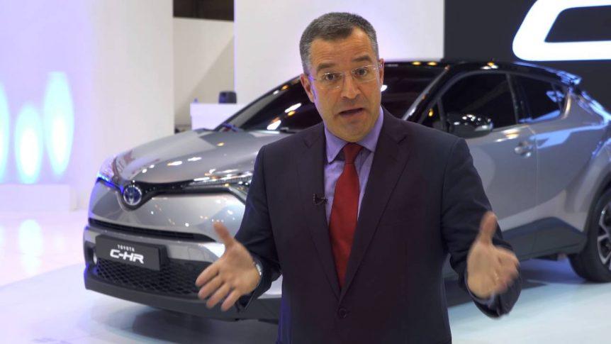 Agustín Martín (Toyota España): Los eléctricos ayudarán a reducir el impacto de la automoción en el medio ambiente» maxresdefault 862x485