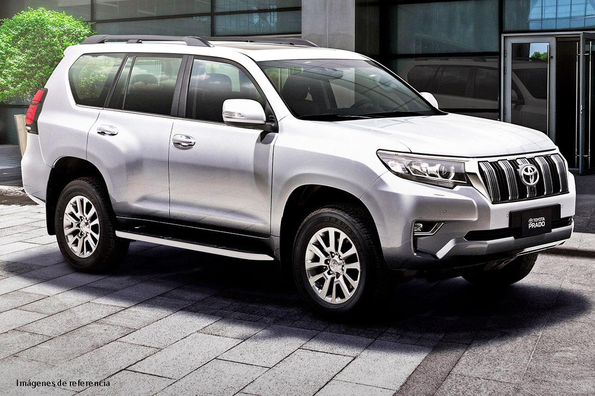 toyota prado Toyota PRADO prado vx 1