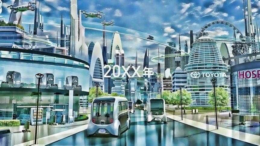 'Mobility for all', o cuando el futuro de Toyota pasa por las soluciones de movilidad, los coches autónomos y hasta por una ciudad impulsada por nitrógeno… y no sólo por vender coches toyota mobility all 1851431 862x485