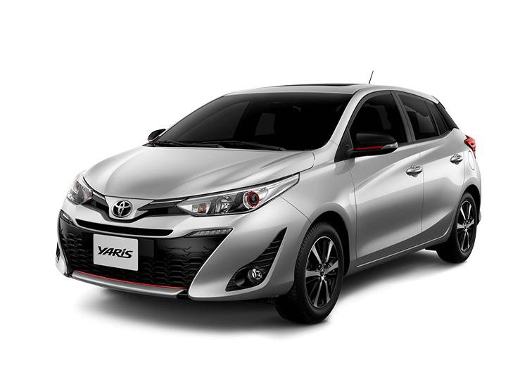 toyota Toyota YARIS yaris color plata