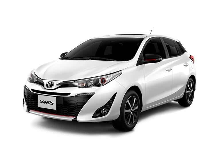 toyota Toyota YARIS yaris color super blanco 1
