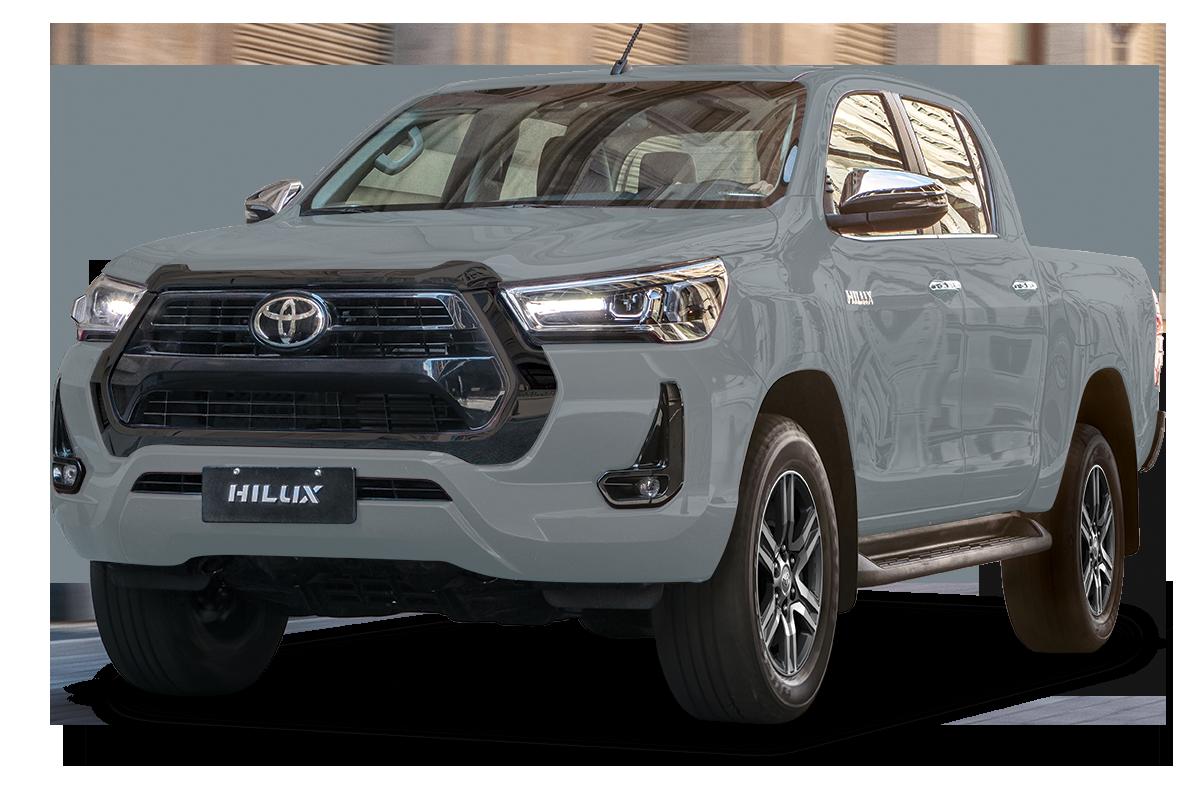Image toyota hilux Toyota HILUX 4