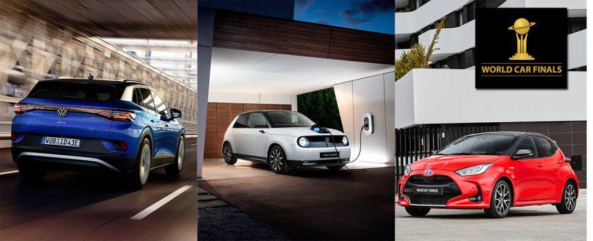 mejores carros Mejor Coche del Año en el Mundo 2021: estos son los tres finalistas, con el Toyota Yaris aspirando al doblete 1366 2000 1 862x351