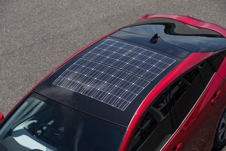 toyota hybrid Así funciona la tecnología solar que incorpora el nuevo Toyota Prius Plug-in Hybrid 1366 2000 862x575