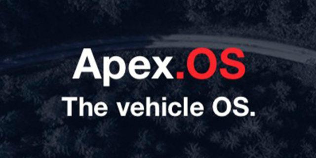 conducción autónoma Toyota se asocia con Apex.AI para utilizar su software de conducción autónoma Apex
