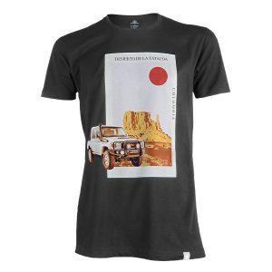 Camiseta para Hombre Negra Land Cruiser S70 Fotos Tienda 0013 camiseta S70 300x300