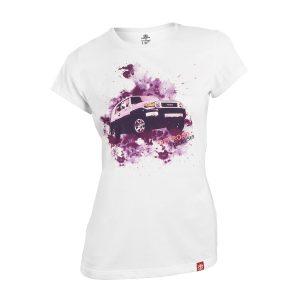 Camiseta para Mujer Blanca FJ Cruiser Fotos Tienda 0020 CAMISETA FJ BLANCA 300x300