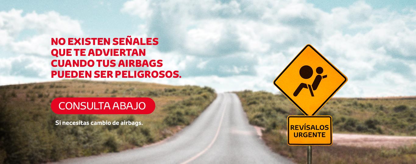 Image  Campañas de Servicio y Seguridad TAKATA