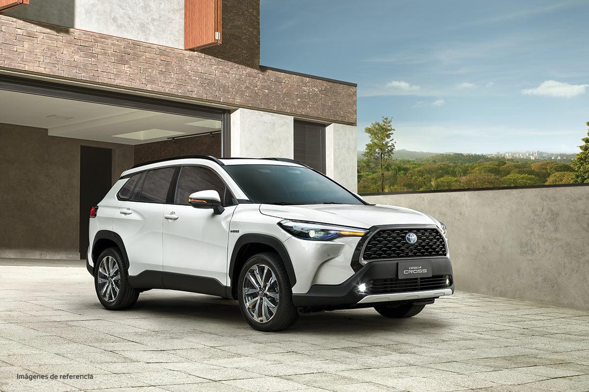 nuevo corolla cross 2021 Toyota Corolla Cross 2021