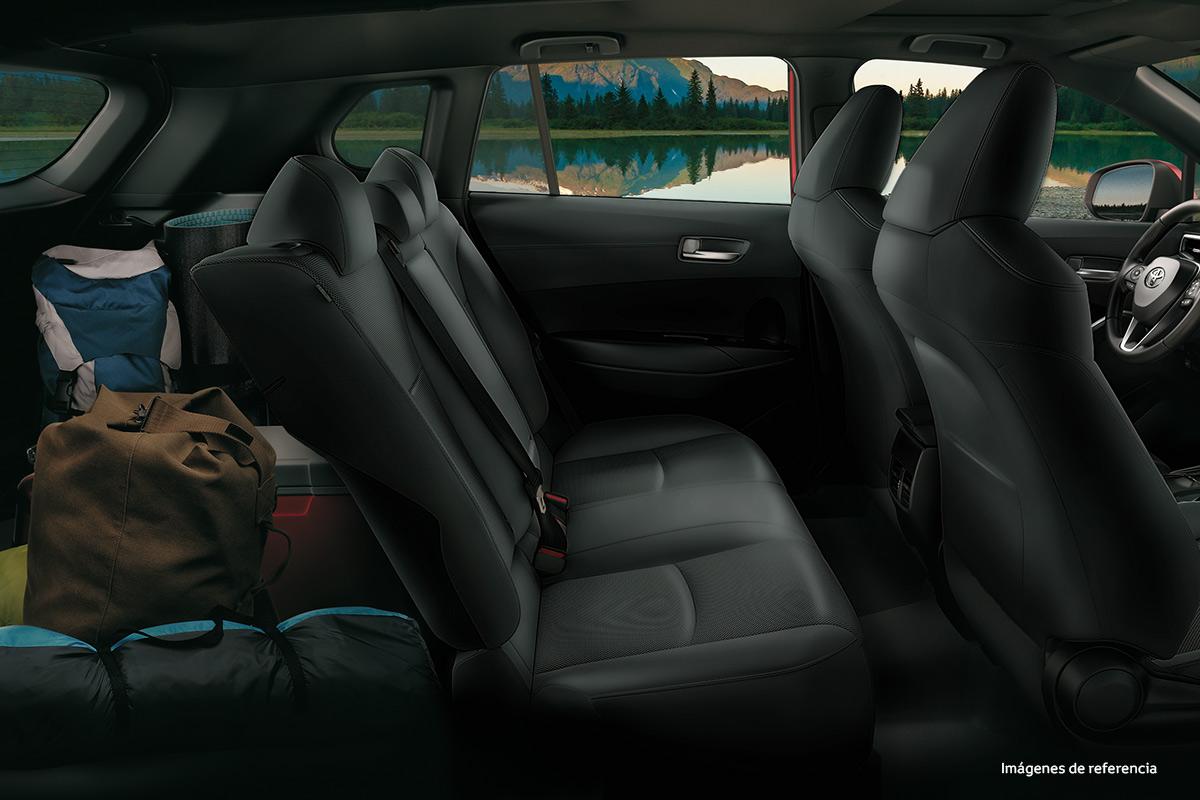 nuevo corolla cross 2021 Toyota Corolla Cross COR W 2005 2008 OUT INTERIOR1