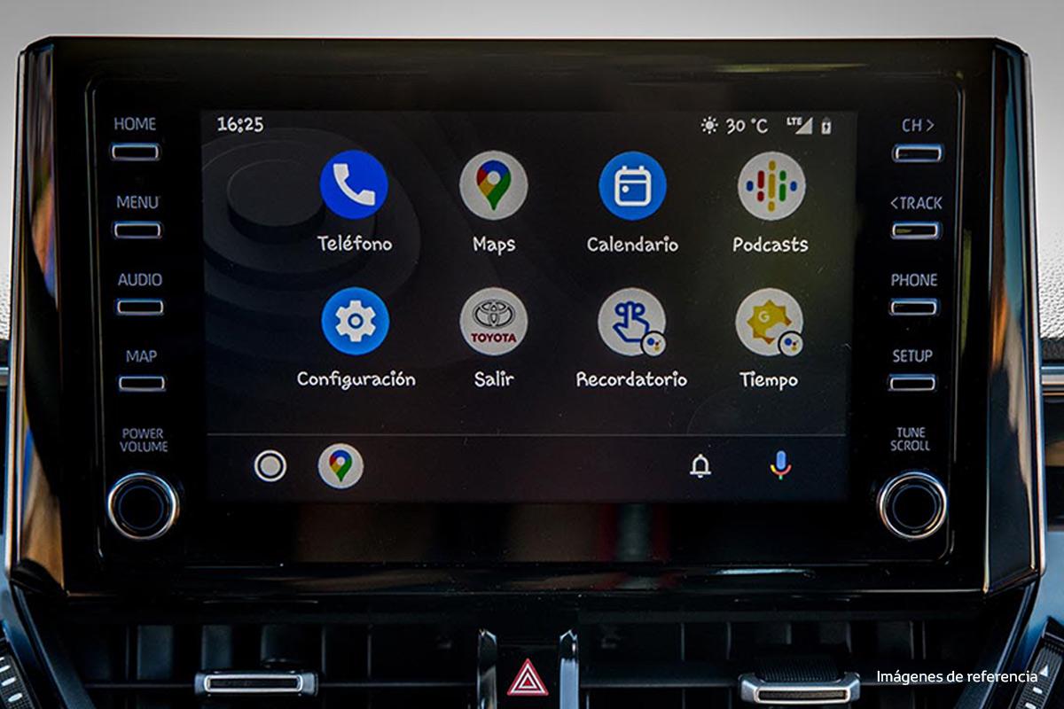 nuevo corolla cross 2021 Toyota Corolla Cross Corolla Cross Android Auto