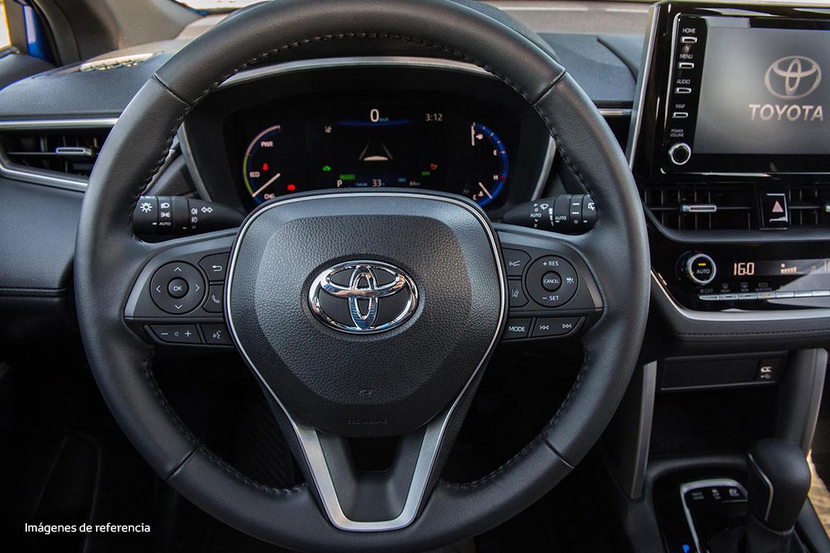 nuevo corolla cross 2021 Toyota Corolla Cross Corolla Cross HV 3