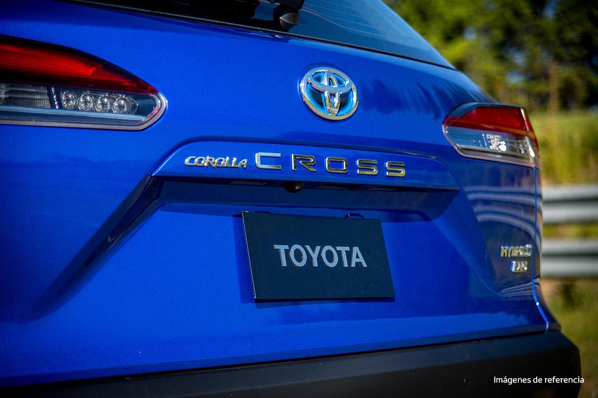 nuevo corolla cross 2021 Toyota Corolla Cross Corolla Cross HV 8