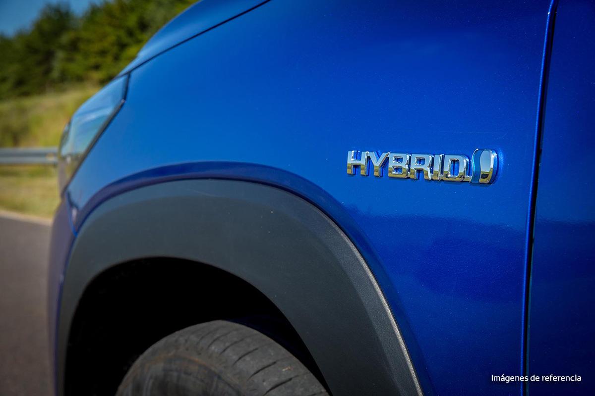 nuevo corolla cross 2021 Toyota Corolla Cross Corolla Cross HV 9