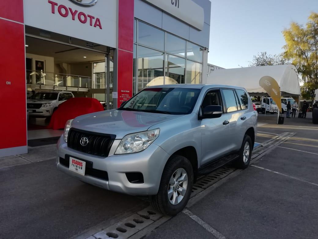 Toyota Prado TX DSL IMG 20210616 WA0050