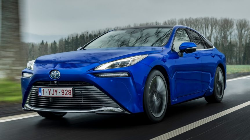 toyota El nuevo Toyota Mirai 2021, récord mundial de autonomía para un coche de hidrógeno: más de 1.000 kilómetros NAZ 06ac77b8e2074db9abbca5b21c5fe7e2 862x485