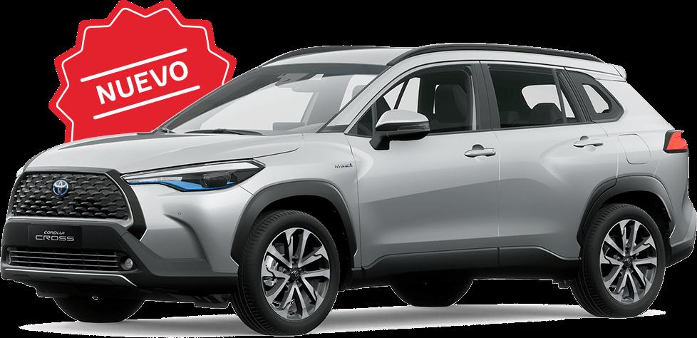 Image nuevo corolla cross 2021 Toyota Corolla Cross SEG HV
