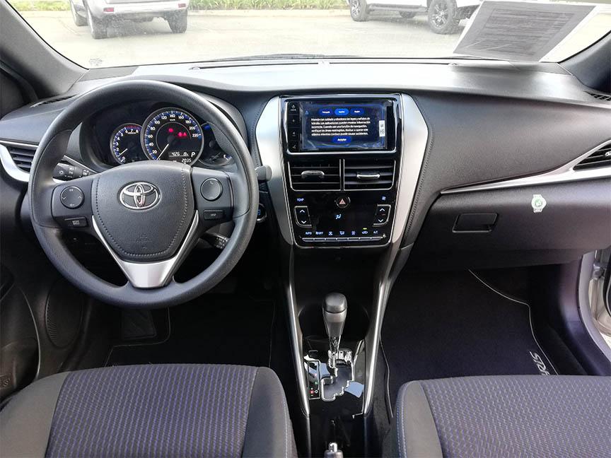 Toyota Yaris XS HBT Usados Premium 0000 IMG 20210628 162202