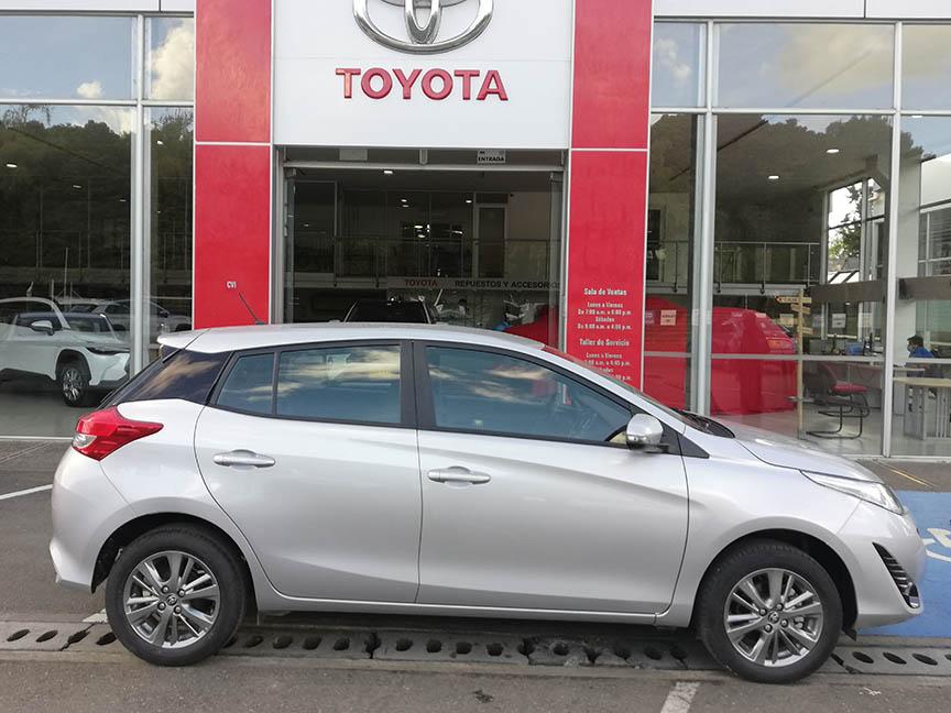Toyota Yaris XS HBT Usados Premium 0002 IMG 20210628 162413