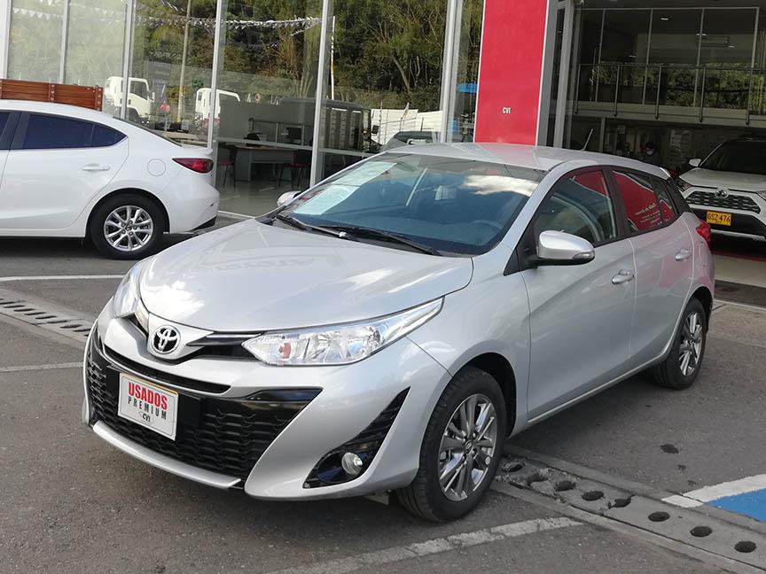 Toyota Yaris XS HBT Usados Premium 0003 IMG 20210628 162047