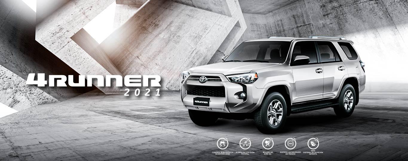 toyota Inicio 4Runner Toyota