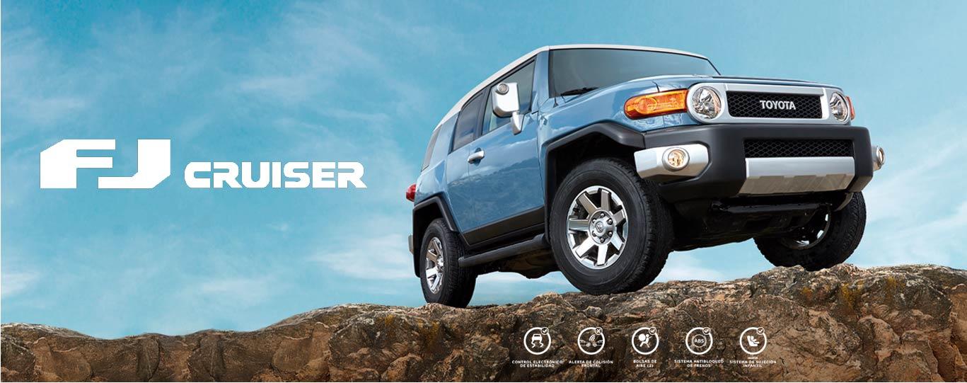 toyota Inicio FJ Cruiser Toyota